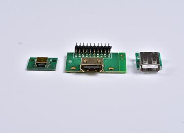 USB-HDMI类板