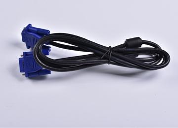 VGA 头转公头信号传输线